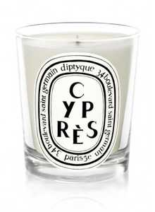 Cypres Candle