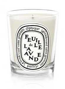 Feuille De Lavande Candle