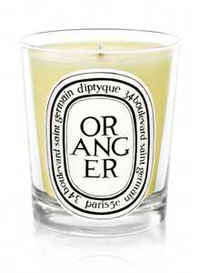 Oranger Candle