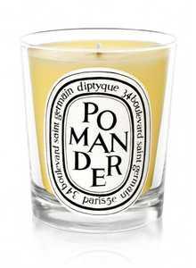 Pomander Candle