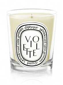 Violette Candle