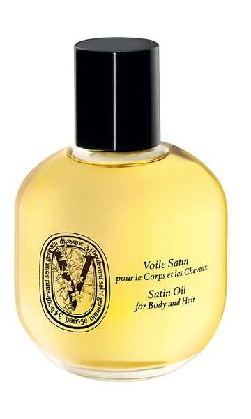 Satin Oil for Body and Hair 100мл